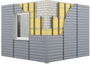 Как рассчитать нужное количество наружной облицовки для стен