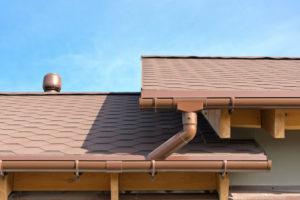 для чего используются отливы и водостоки для крыши