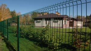 Установка панельных ограждений в Воронеже