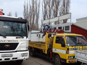 Перевозка грузов по Воронежу